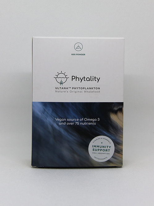 PHYTALITY Ultana Phytoplankton powder 60g