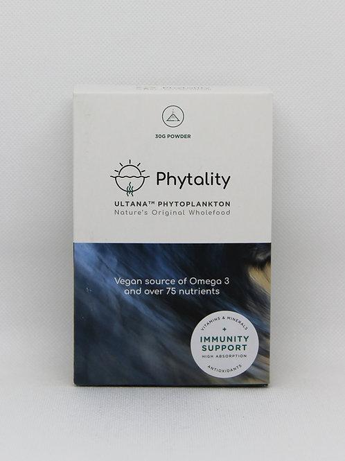 PHYTALITY Ultana Phytoplankton powder 30g