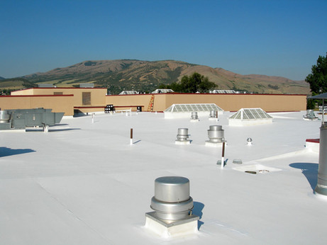 Industrial - Roof Coating