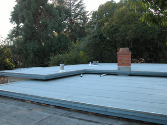Residential Roof - After