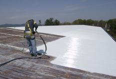Industrial - Roof Coating