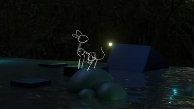 Swamp Dragon Rough Animation