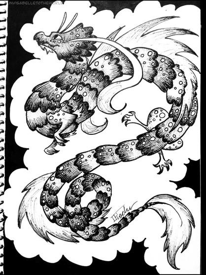 Day 12: Dragon