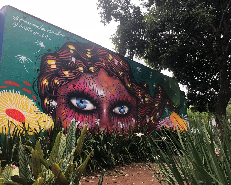 Panmela Castro 2018