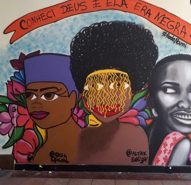 """""""Conheci Deus e era mulher negra"""""""