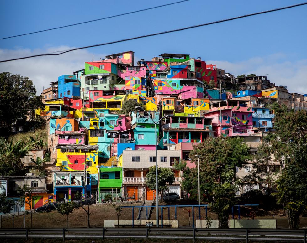 """MAMU - Morro Arte Mural"""