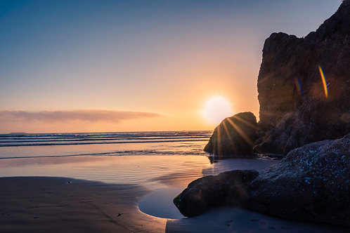 Ruby Beach\Washington