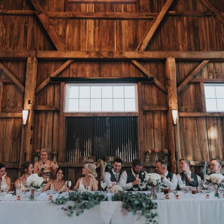 Barn + Wedding = Gorgeous!!