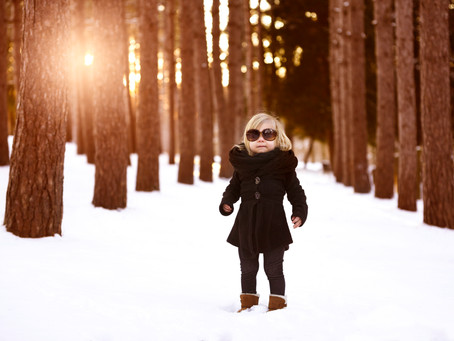 Tips for photographing kids in nature
