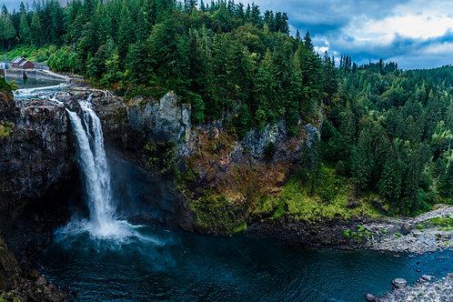 Snoqualmie Falls\Washington
