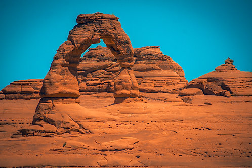 Delicate Arch\Utah Arches National Park
