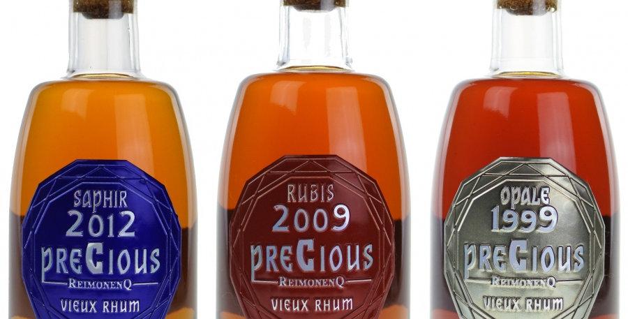 Coffret Prestige Rhum Vieux ReimonenQ