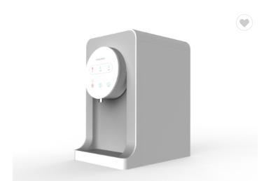 Fontaine à eau Ref: Hublot tactile  petit Modèle