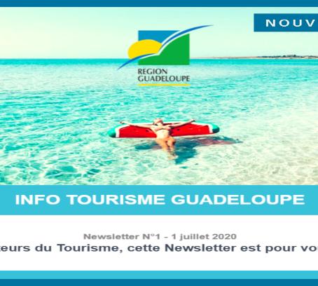 Newsletter Région Guadeloupe