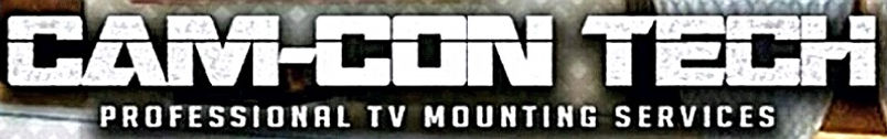 CAM CON TECH TV MOUNTING SERVICE LOGO