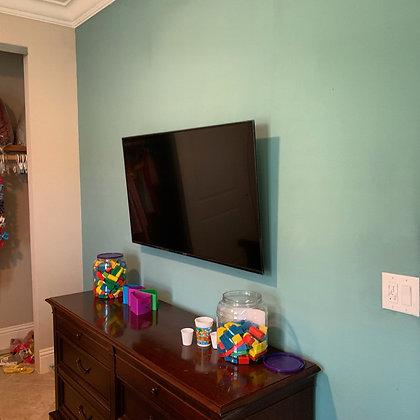 Basic Tv Mounting Service