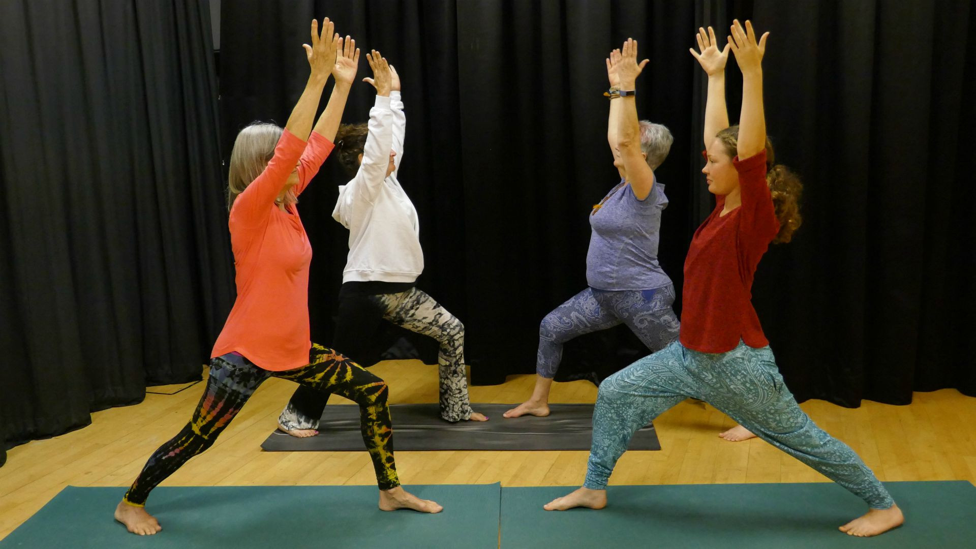 Tuesday Evening Online Hatha Yoga