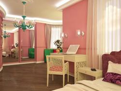 Дизайн интерьера в стиле chinoiserie