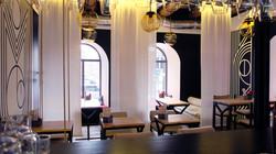 Дизайн интерьера, мебели HoReCA отеля ресторана кафе бара офиса