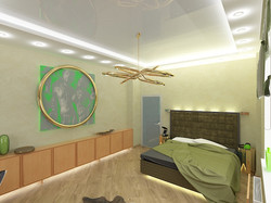 Спальня в стиле Кама Сутра, FD
