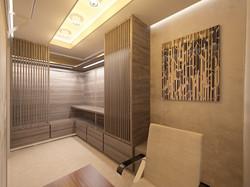 Дизайн гардеробной комнаты Одесса