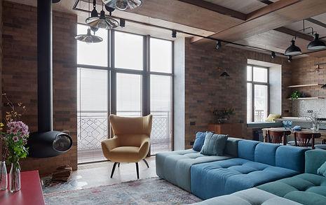 Дизайн интерьера Одесса, дизайн квартиры и жилого дома в Одессе
