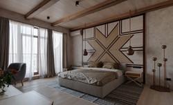 Дизайн панно в интерьере от Forest Design