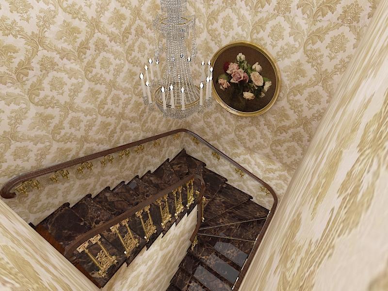 Лестница, FD