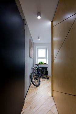 Дизайн интерьера коридор