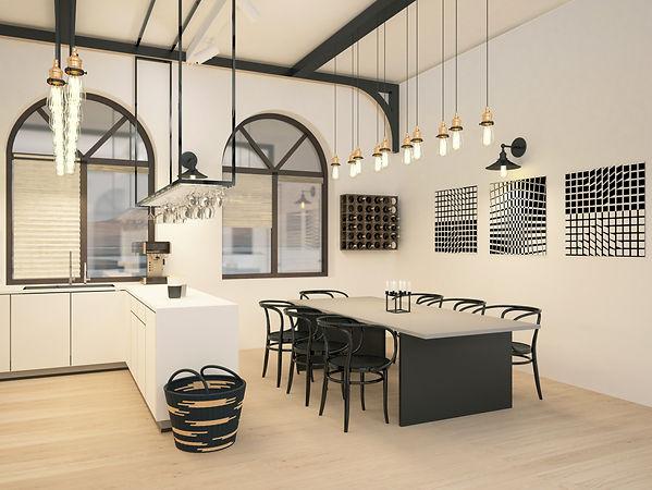 Дизайн интерьера загородного дома на Днестре Одесса от Forest Design interior design and architecture