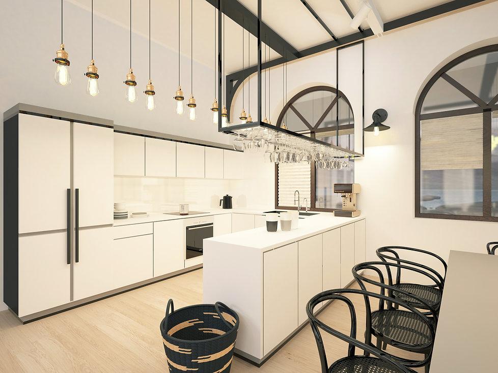 Дизайн интерьера дома в Одессе современный минимализм от Forest Design