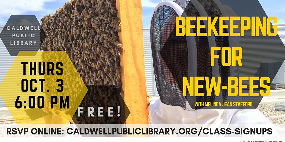 Beekeeping for New-Bees