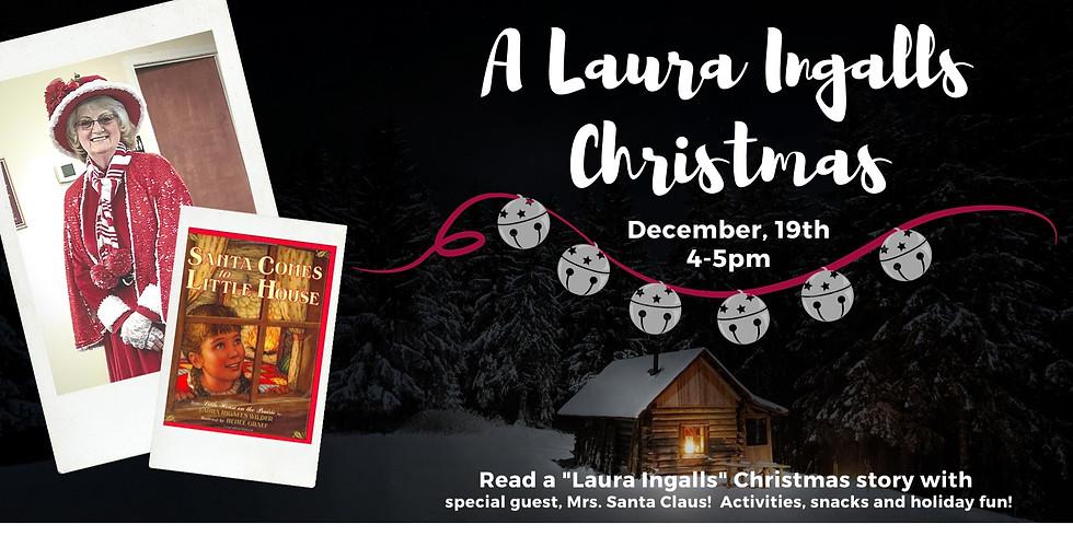 A Laura Ingalls Christmas