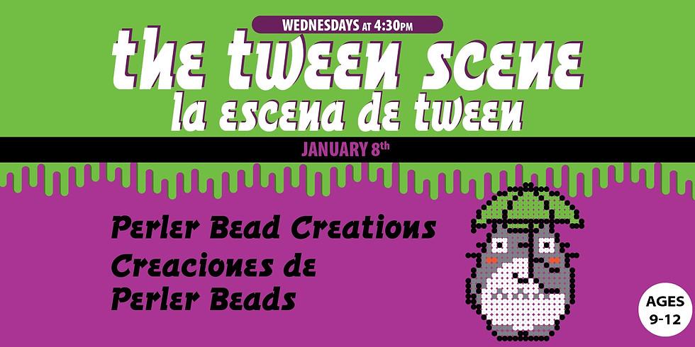 Tween Scene: Perler Bead Creations