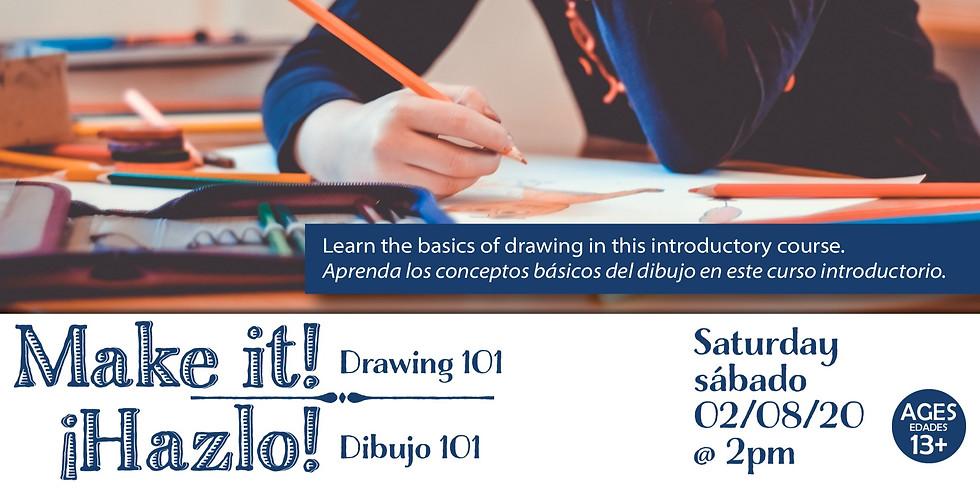 Make It! Drawing 101
