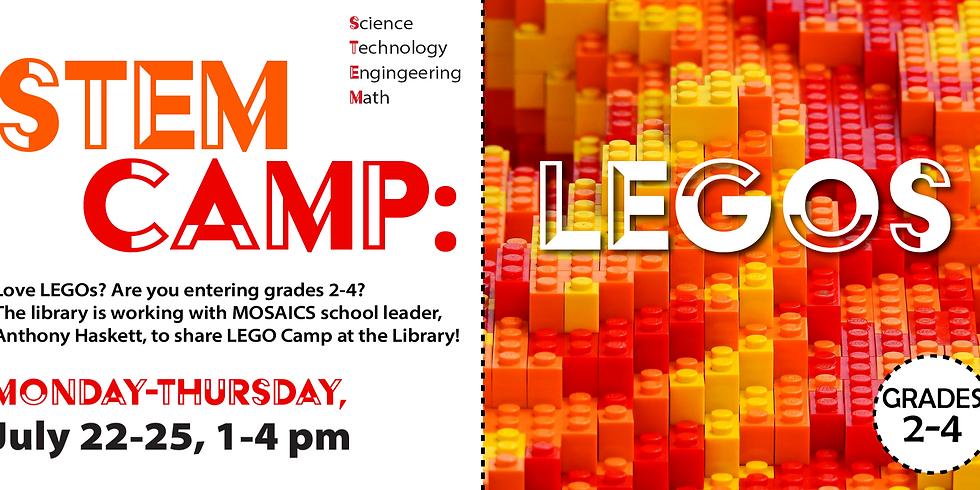 STEM Camp: Legos