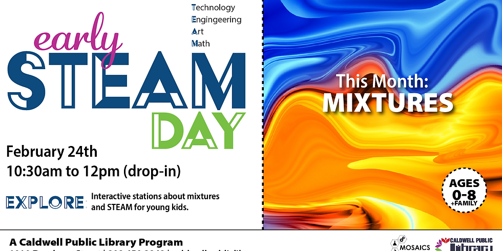 Early STEAM Day