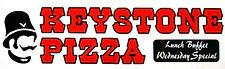 Summer Reading Sponsor - Keystone Pizza