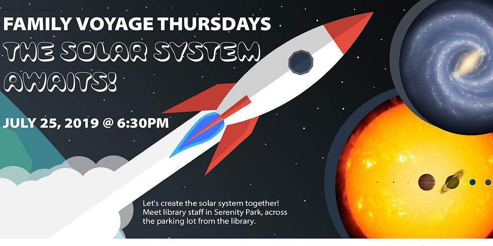 The Solar System Awaits!