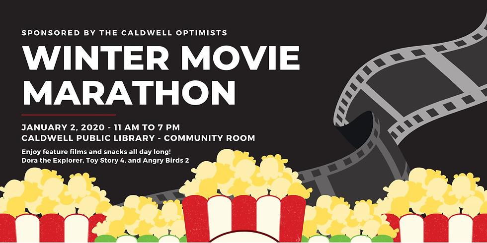 Winter Movie Marathon
