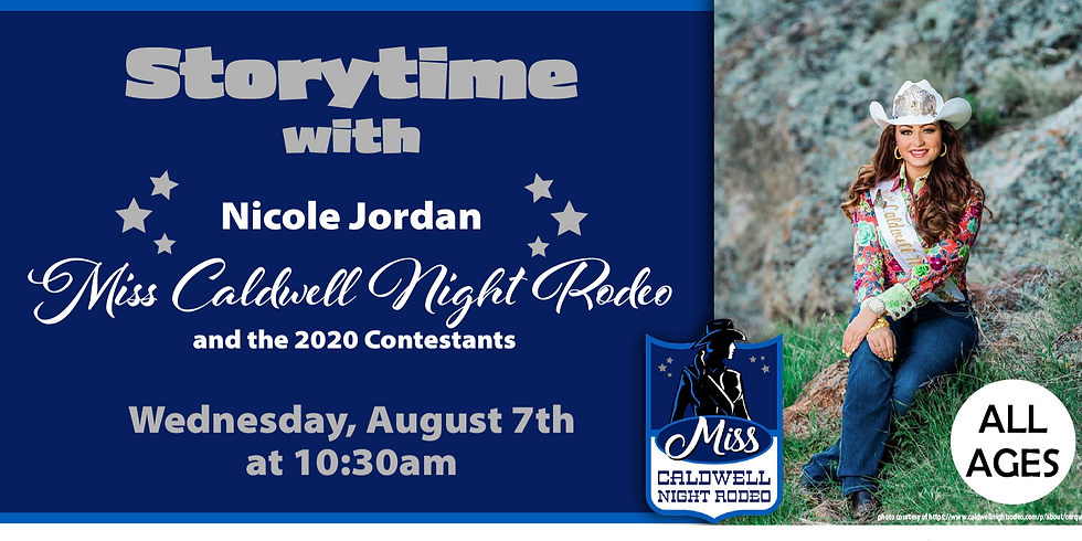 Storytime with Miss Caldwell Night Rodeo