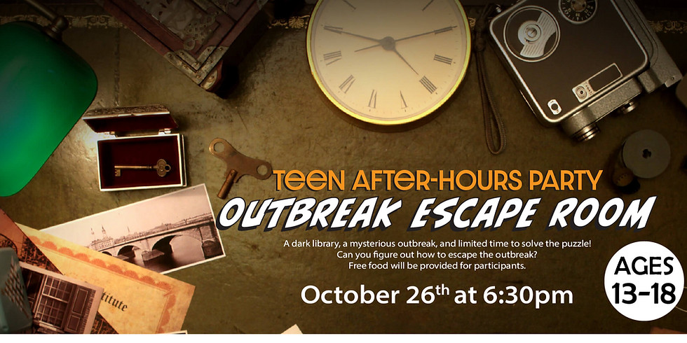 Teen After-Hours Party