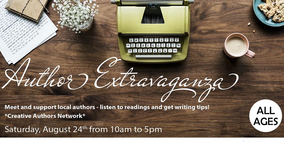 Author Extravaganza
