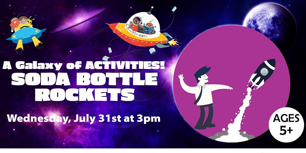 A Galaxy of Activities: Soda Bottle Rockets