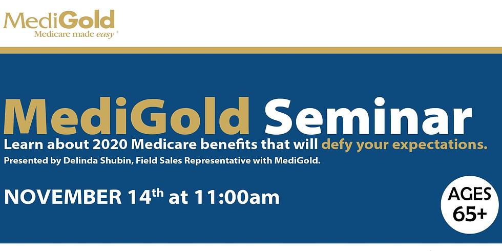 MediGold Seminar