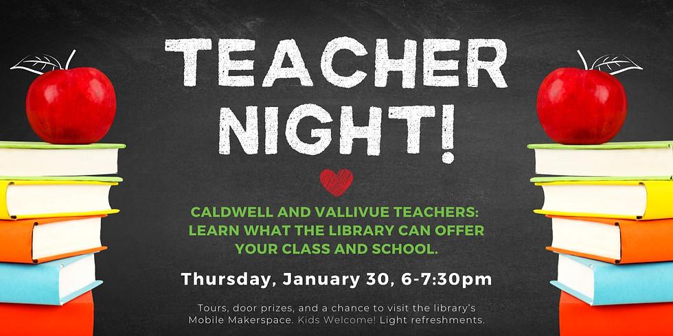 Teacher Night