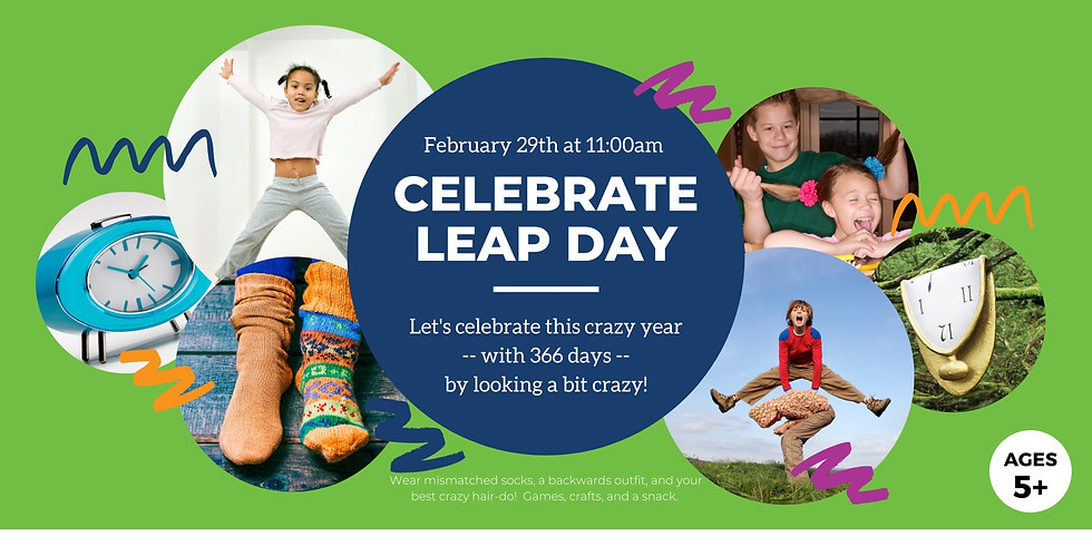 Celebrate Leap Day