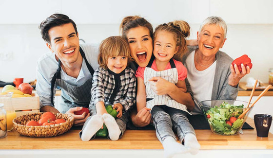 ¿Cómo vive la familia una alergia alimentaria?