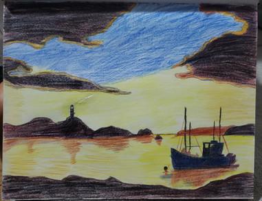 Sailing at Suns