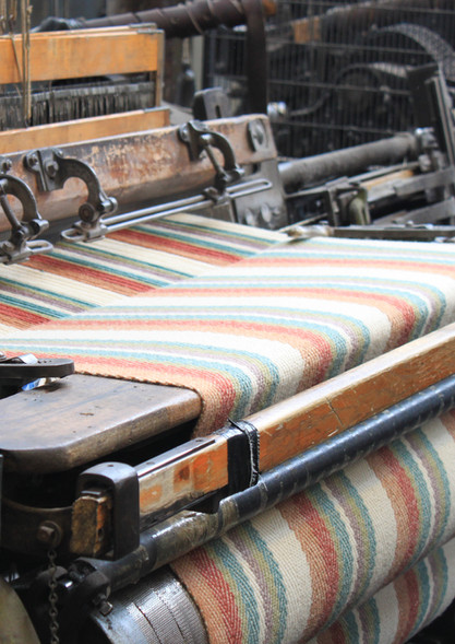 Weaving custom Chartres Jute.jpg
